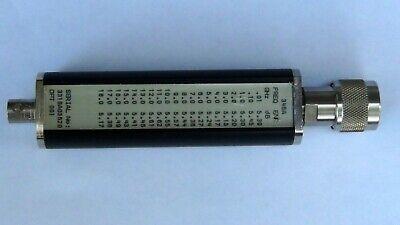 Hp 346a 0.01 - 18 Ghz Noise Source Woption 001
