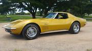 1972 Corvette Stingray Broadbeach Gold Coast City Preview