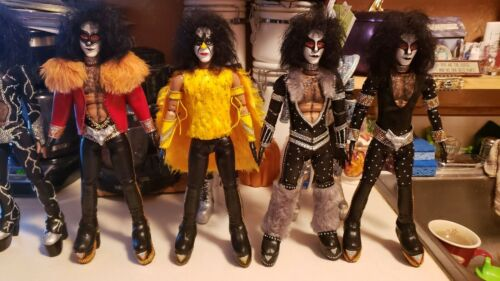 KISS ERIC CARR THE FOX 1/6 FIGURE SCALE CUSTOM CRAFTED REPLICA DOLL