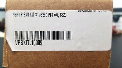 Von Duprin Pbkit 3 9899 Pbar Kit Us26d Push Bar Retrofit Kit