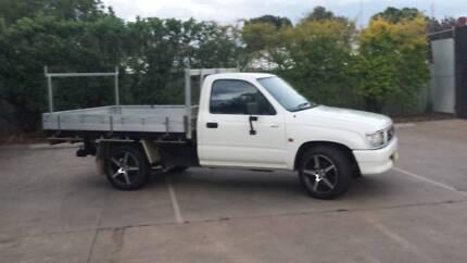 2000 Toyota Hilux Ute Toowoomba 4350 Toowoomba City Preview