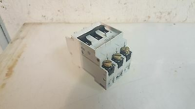 Siemens 10A Circuit Breaker, 5SN3, G10A, 3 Pole, 240/415V, USED, WARRANTY