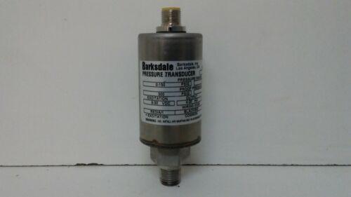 GUARANTEED! BARKSDALE 0-150/300PSIG 6-30VDC PRESSURE TRANSDUCER 425T4-05