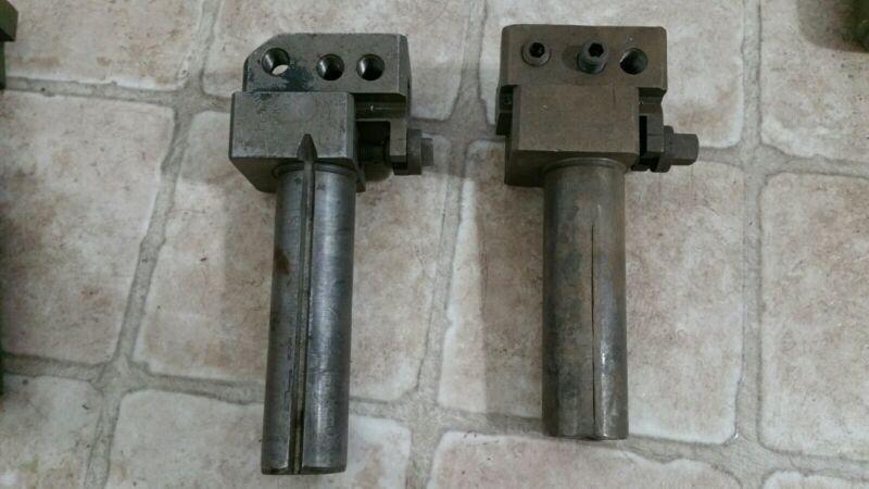 lot 2x W&S Warner Swasey M-1901 Boring Bar Tool turret lathe part