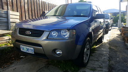 Ford Territory 2004 TX 7 Seater