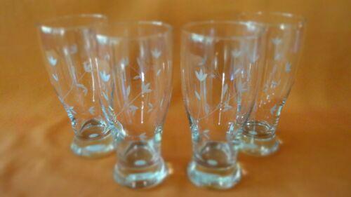 Princess House Moderna Beer Glasses Set of 4 (3641)