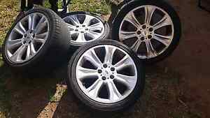 G6e turbo 18 inch wheels. Campbelltown Campbelltown Area Preview