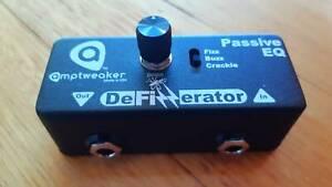 Amptweeker defizzerator pedal