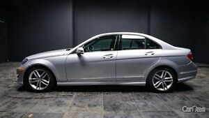 2014 Mercedes-Benz C-Class LEATHER! POWER EVERYTHING! HEATED...