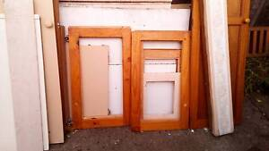 FREE*Cabinet Doors**Cupboard Doors**Shower Base**Assorted Timber* Newstead Launceston Area Preview