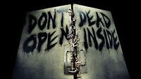 Poster 42x24 Cm The Walking Dead Zombies 01 -  - ebay.es