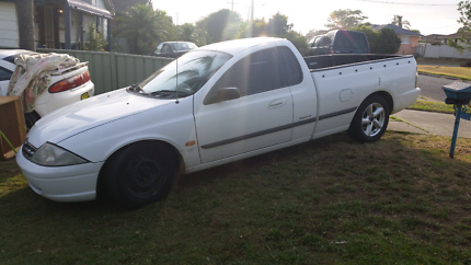 Au ford ute  Beresfield Newcastle Area Preview
