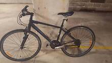 """Trek 7.4 FX hybrid in almost NEW condition - 17.5"""" Frame size Randwick Eastern Suburbs Preview"""