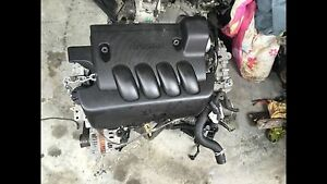 Nissan Sentra engine