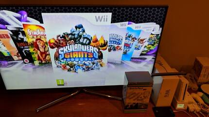 Nintendo Wii Console with Accessories and games Melbourne CBD Melbourne City Preview