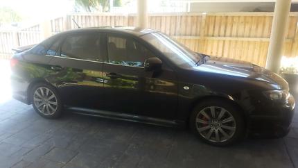 2010 Subaru Imprezza Wrx