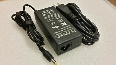 AC Adapter Power Supply Cord Battery Charger For Acer Aspire ES1 Series Laptop ()