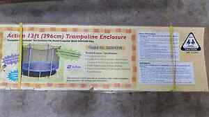 Action 13ft trampoline enclosure brand new still in box Muswellbrook Muswellbrook Area Preview