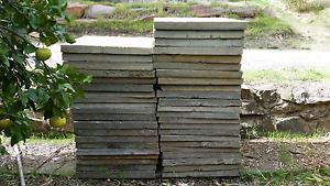Concrete stepping stone slabs Onkaparinga Hills Morphett Vale Area Preview
