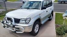 2000 Toyota LandCruiser Wagon Aberglasslyn Maitland Area Preview