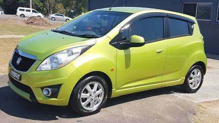 2010 Holden Barina Spark Hatchback Surfers Paradise Gold Coast City Preview