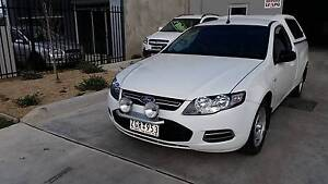2012 Ford Falcon Ute Coolaroo Hume Area Preview