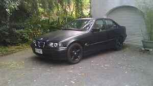 BMW e36 318is sedan 182ks Aldgate Adelaide Hills Preview