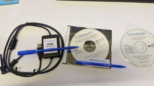 ProComSol HM-USB-ISO HART Modem