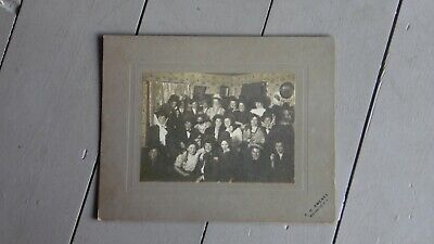 RTY CABINET PHOTO Cross Dressing Wellsville NY Photographer (Halloween Crossdressing)