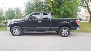 2010 Ford F150 XLT 4WD,6 SEATER,P.GROUP,CERTIFIED $11475
