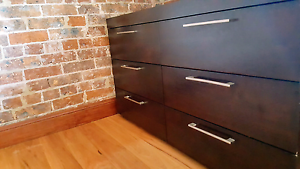 Chest of draws from Dare gallery Enmore Marrickville Area Preview