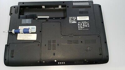 Acer Aspire 7535 lower case with speaker for sale  Shipping to India