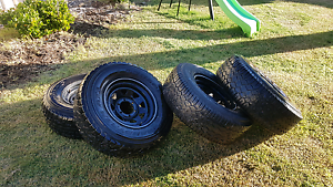 4x4 wheels and tyres Warnbro Rockingham Area Preview