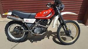 1981 Yamaha XT250  -  Vintage! Stratford Wellington Area Preview