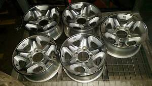 New GXL land cruiser rims Tarneit Wyndham Area Preview