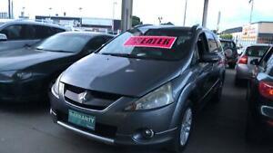 2007 Mitsubishi Grandis 7 Seater ! Fully Serviced & Inspected ! Granville Parramatta Area Preview