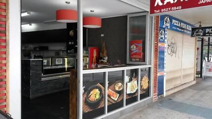 [CRONULLA] Japanese Restaurant in Heart of Main Strip