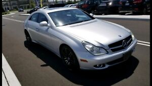 2007 MERCEDES CLS550 MINT!! CLEANEST ONE AROUND!!