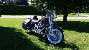 Harley Davidson Softail Heritage Springer