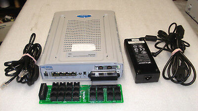 Nortel Bcm50b Nt9t6511e5 01 Business Communication Manager W Ntato100 05 Ps