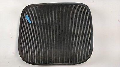 Herman Miller Aeron Chair Seat Mesh Black Pellicle W Blemish Size C Large 59