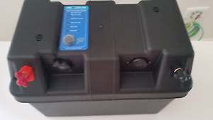 BATTERY BOX FOR UP TO 120AH Yeppoon Yeppoon Area Preview