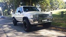 Toyota Hilux 1994 Terrigal Gosford Area Preview