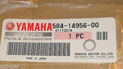 <em>XS 500</em> 650 XT 250 DT100 NEW GENUINE <em>YAMAHA</em> CARB PLUG SCREW WASHER 584