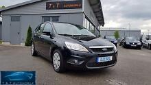 Ford Focus 1.6 TDCI Style+ EcoNetic Klimaautom TÜV