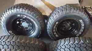 4wd muddies maxxis bighorn 31x10.5 Brookvale Manly Area Preview