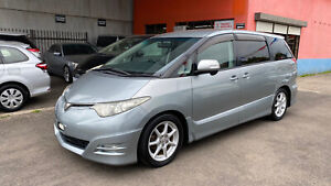 2008 Toyota Estima 8 Seat Automatic Wagon with Rego & Rwc Fawkner Moreland Area Preview