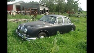 Jaguar Mk 2 restoration project