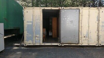 40 Storage Container Used Mi Wuk Villagesonora Local Delivery Can Be Arranged