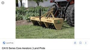 AERATOR - 3 pt hitch - looking to buy